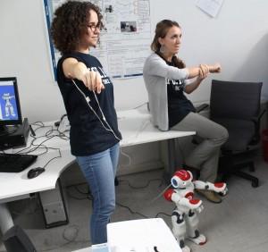 EMG-control for robots