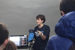 Robot-assisted hand rehabilitation