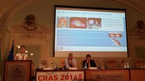 Veronica at CRAS 2016