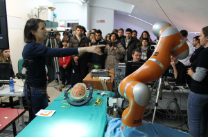 Robotics day - 2013